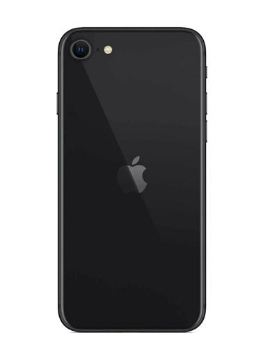 Apple İphone Se (2020) 256 Gb Siyah Cep Telefonu (Türkiye Garantili) Aksesuarlı Kutu Ap-Iphse2020 Renkli